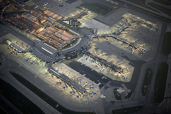 BWI Airport Project by SoftDig