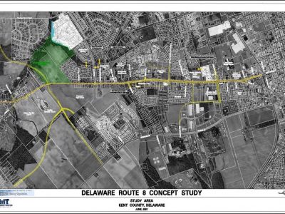 Delaware DOT Project by SoftDig