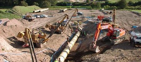 National Grid Pipeline